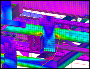 FEA - Stress / Structural Analysis - Geisler Company  - AESPicture1
