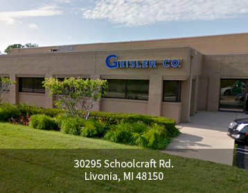 Contact Geisler Company - Livonia, Michigan - Industrial Distributor - content-geisler-building